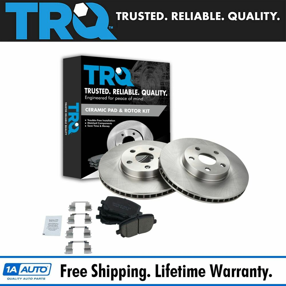 1999 Toyota Camry Brake Pads: Exploded View 1999 Toyota Rotors