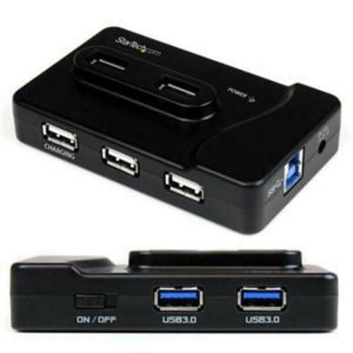 Startech st7320usbc 6 port usb 3 0 usb 2 0 combo hub - Is usb 3 0 compatible with a usb 2 0 port ...