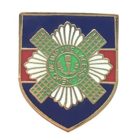 img-Scots Guards Regiment Military British - MOD Approved Army Enamel Pin Badge