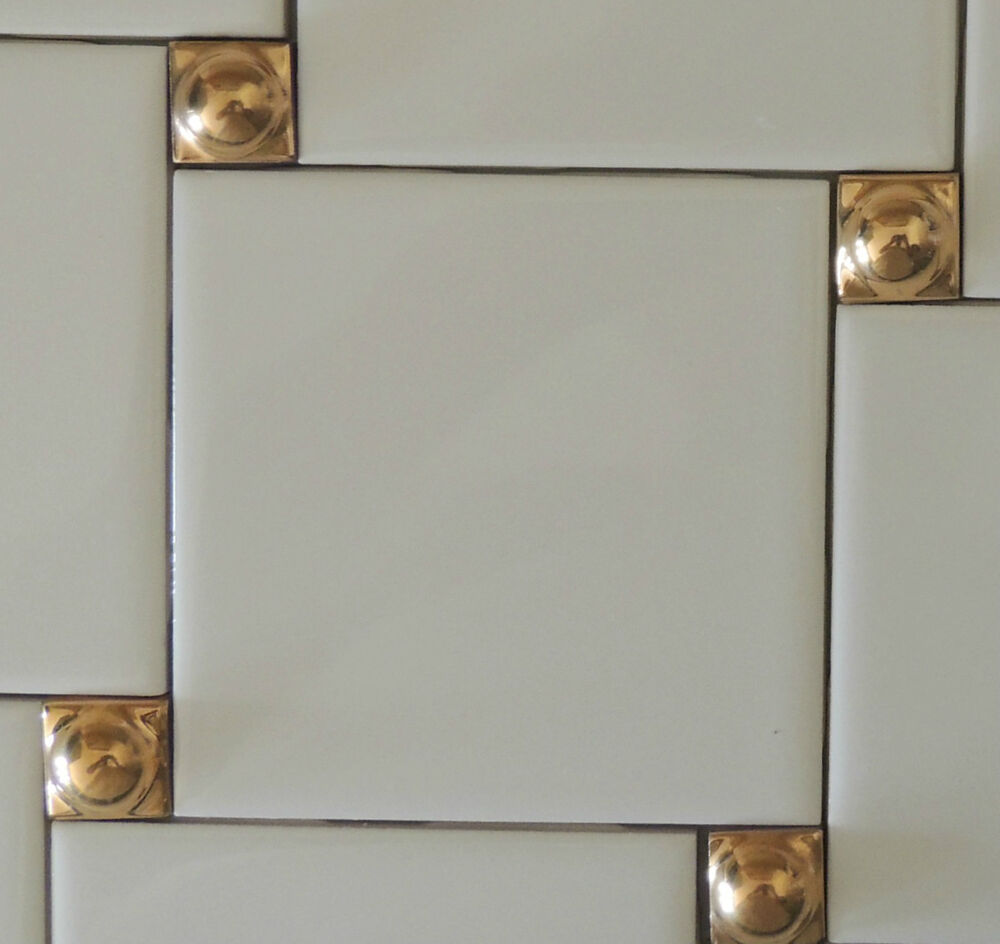 decorative wall tiles 24k gold inserts 5 kitchen backsplash tile