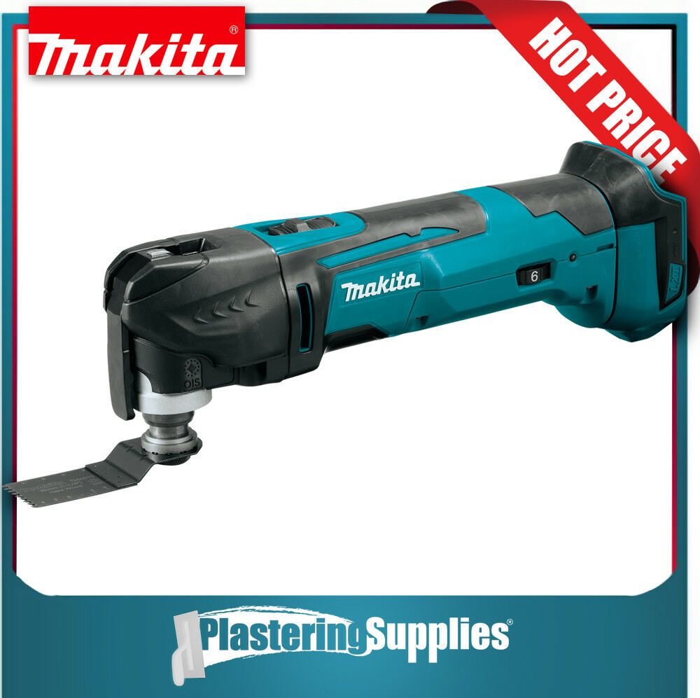 makita xmt03z multitool 18v cordless lxt lithium ion lxmt02 update tool less ebay. Black Bedroom Furniture Sets. Home Design Ideas