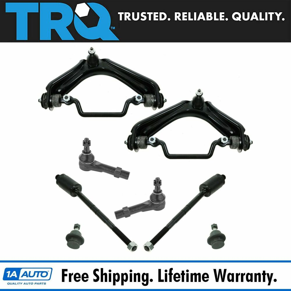 2004 Mercury Mountaineer Suspension: 8 Piece Front Suspension Kit For 02-05 Ford Explorer