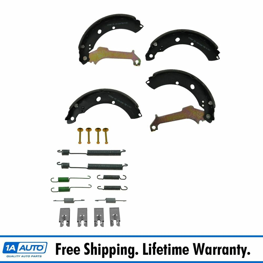 What Are The Best Brake Shoes