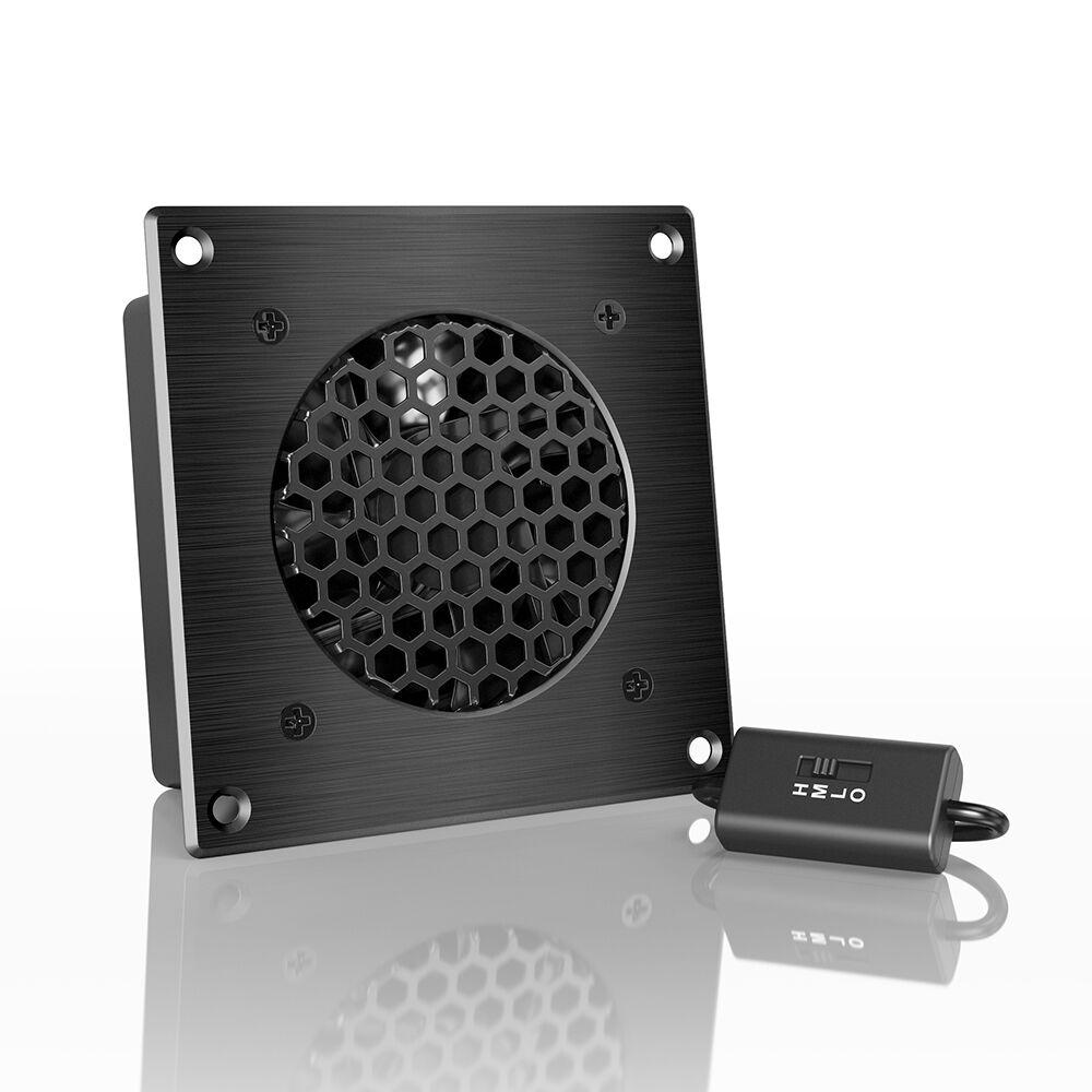 Airplate S1 Quiet Cabinet Fan 4 Quot For Home Theater Av
