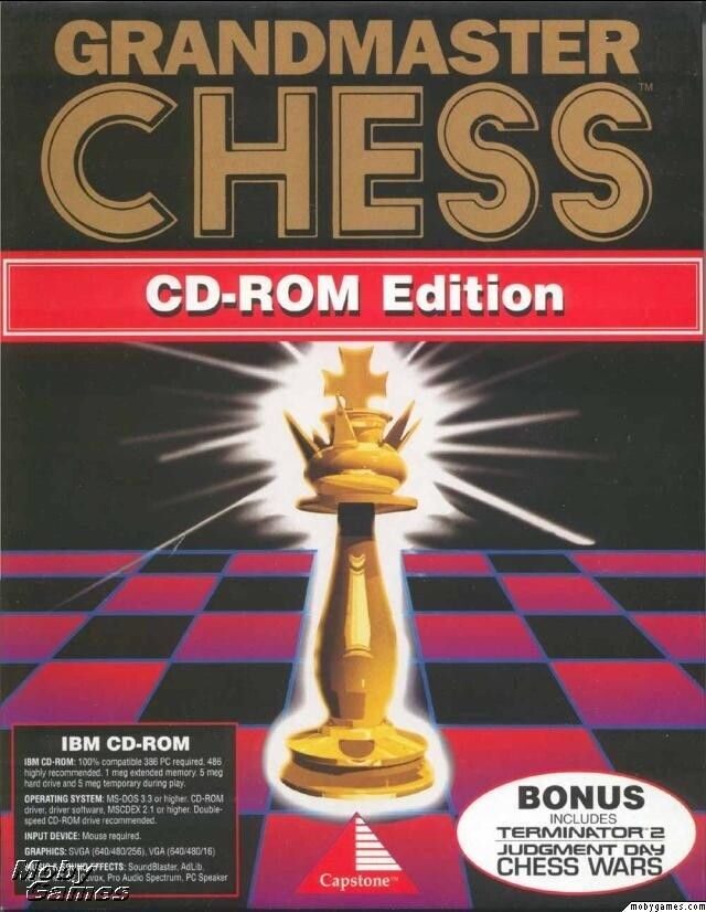 Grandmaster chess 1clk windows 10 8 7 vista xp install ebay Where can i buy a chess game