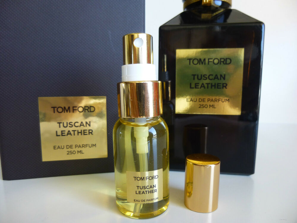 tom ford private blend tuscan leather 20ml spray ebay. Black Bedroom Furniture Sets. Home Design Ideas