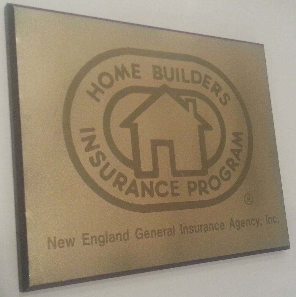 Home builders new england general insurance agency for New home construction insurance