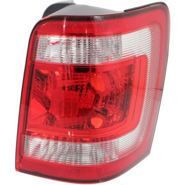 Tail Light for 2008-2012 Ford Escape Passenger Side