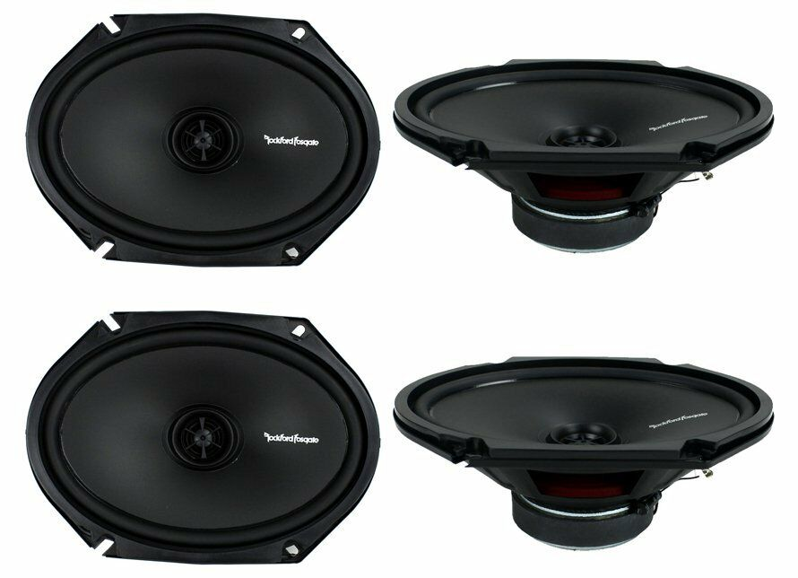 New Rockford Fosgate R168X2 6x8