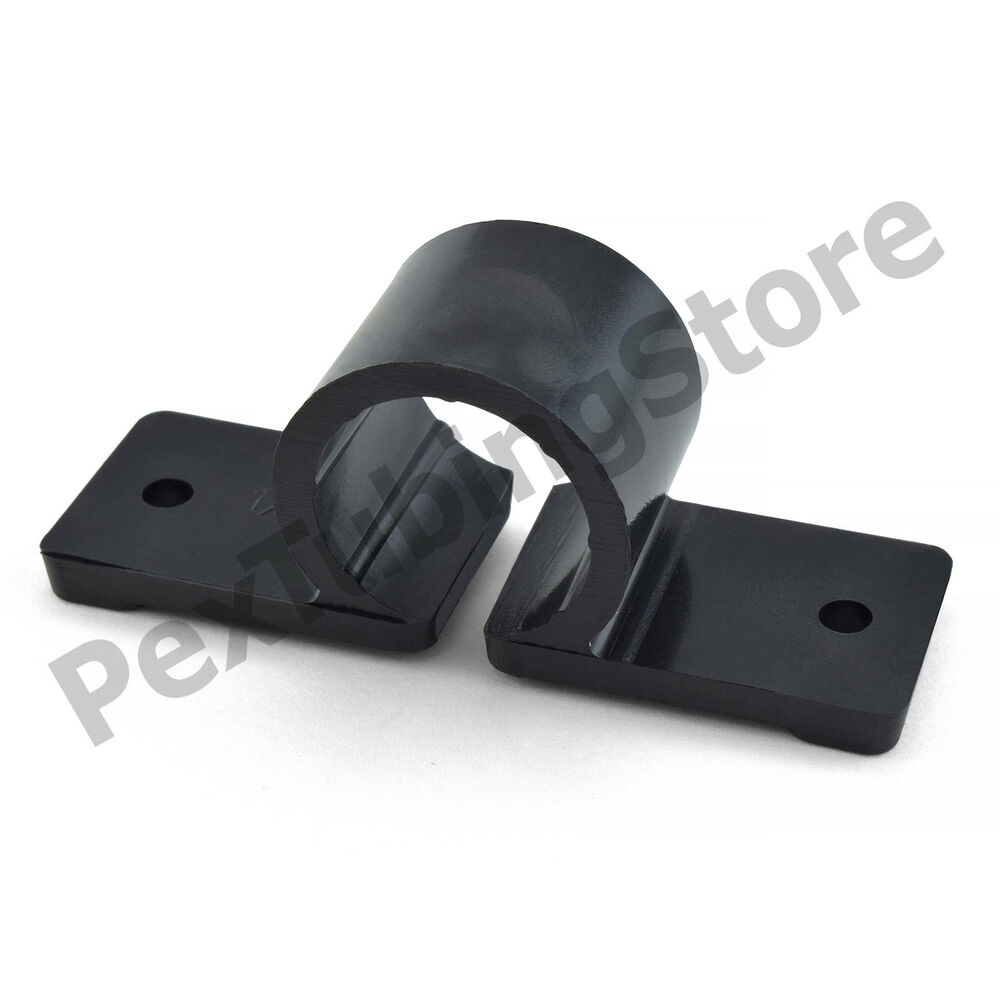 Plastic pipe clamps straps for quot pex copper