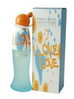 I LOVE LOVE Moschino Cheap & Chic 1.7 oz EDT Spray Women's Perfume 50 ml NEW NIB