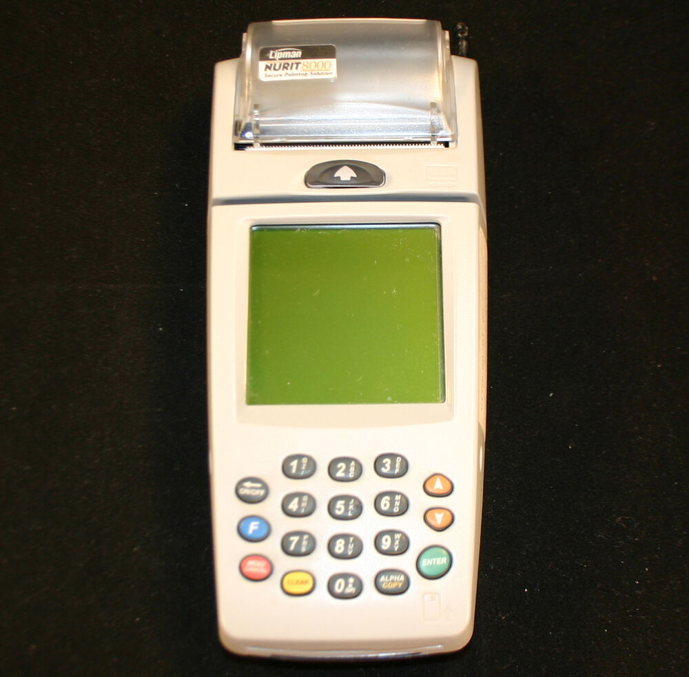 ebay credit card machine