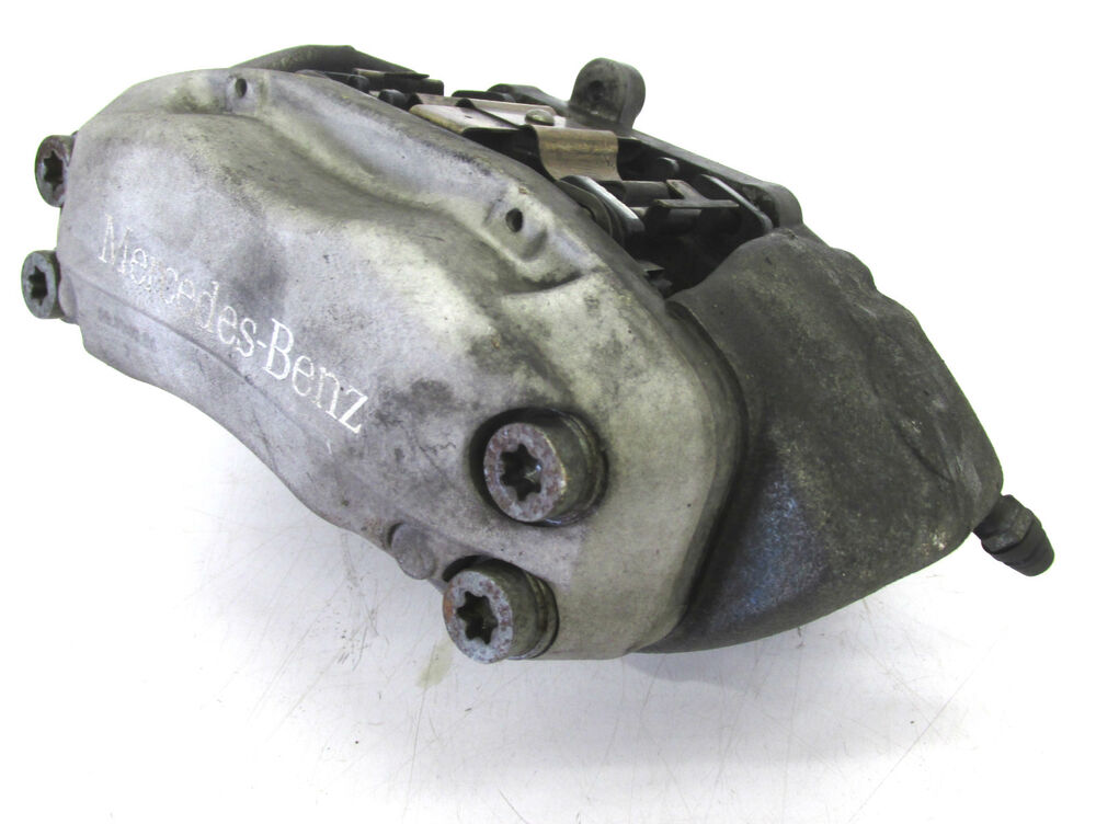 2003 2006 mercedes benz e500 w211 oem right side front for Mercedes benz brake calipers