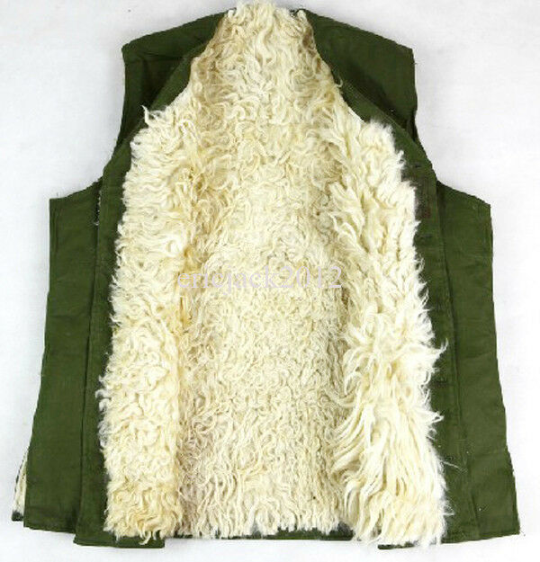 Surplus Chinese Pla Army Military Men S Wool Clothes Vest