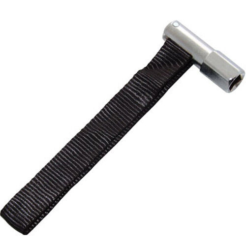 new drive 1 2 oil filter strap wrench removal tool. Black Bedroom Furniture Sets. Home Design Ideas