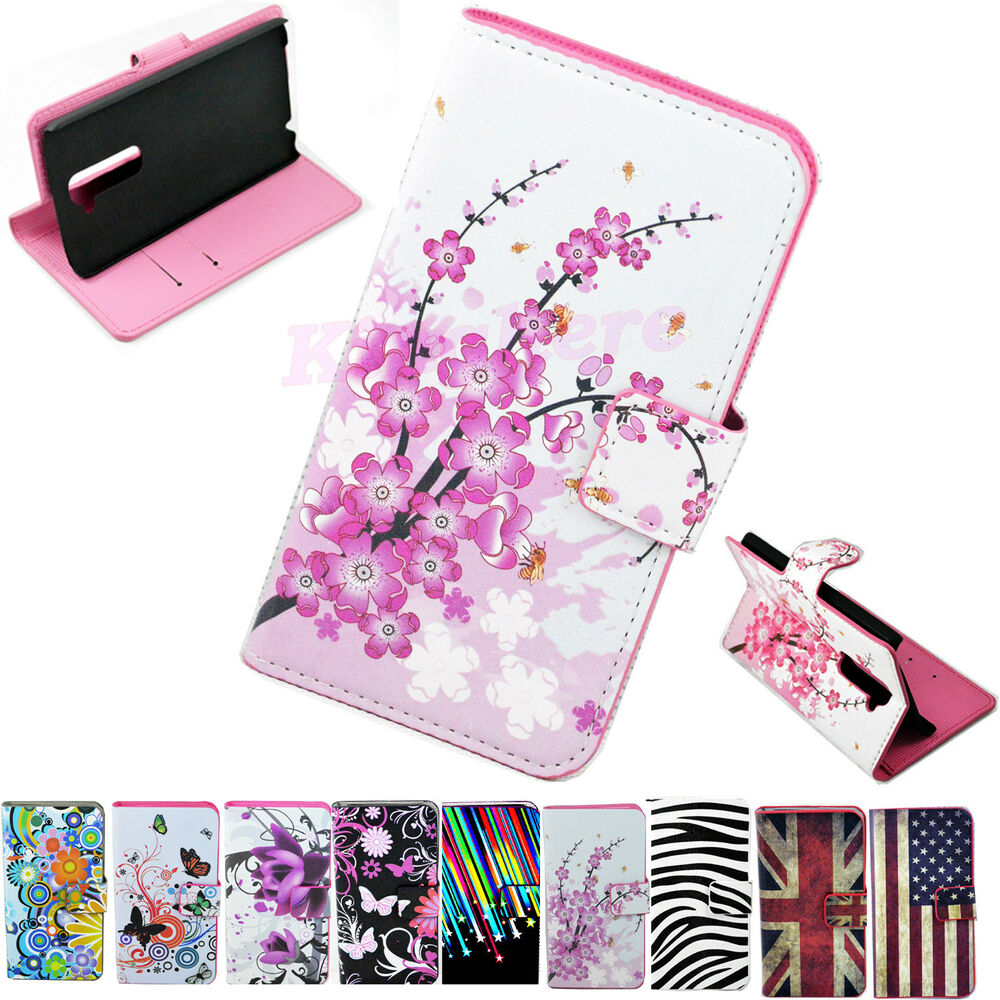 ... Card Hold Stand Flip Leather Phone Case Cover For LG Optimus G2 : eBay