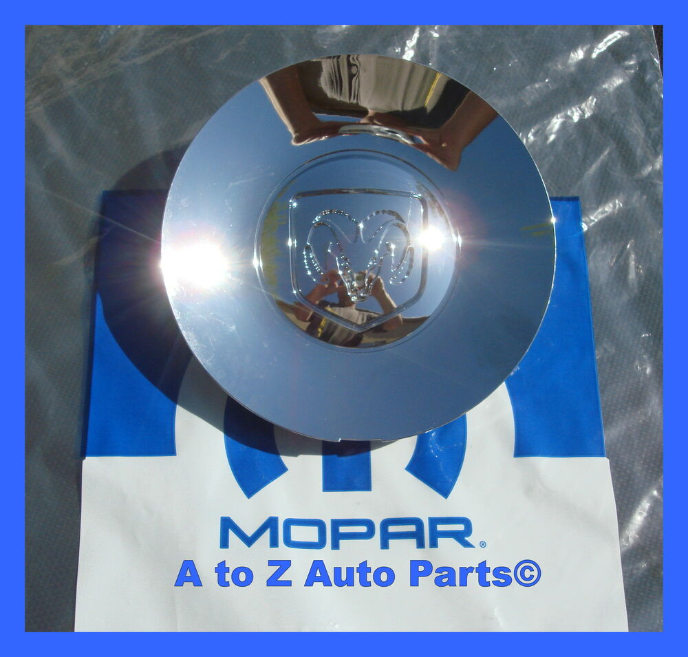 New Dodge Dakota R T Durango Rt Chrome Alloy Wheel Center