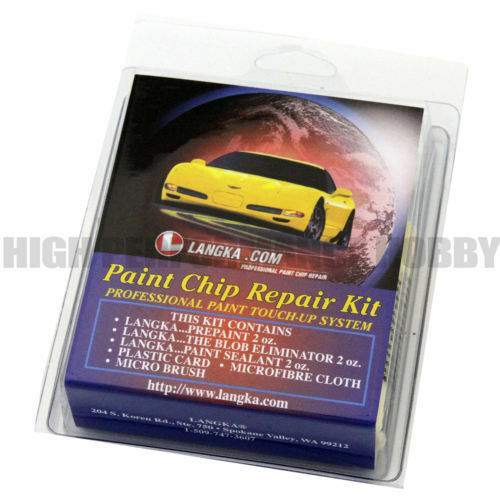 new langka paint chip repair kit professional touch up