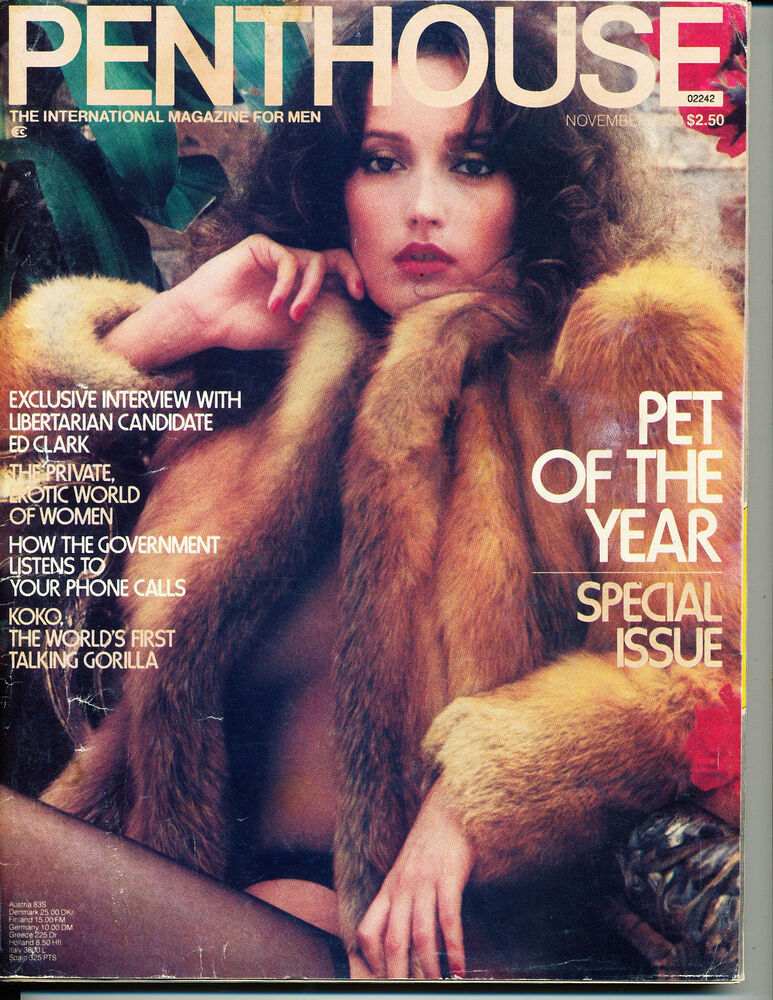 penthouse magazine 1980s back issues free shipping ebay. Black Bedroom Furniture Sets. Home Design Ideas
