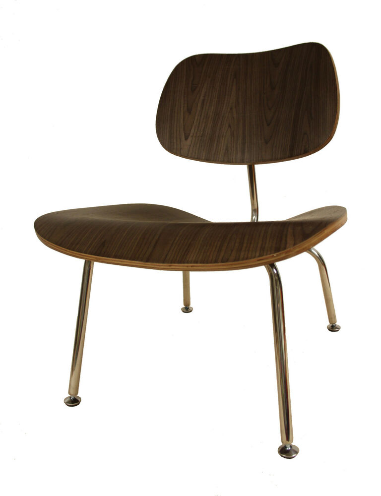 replica eames plywood lounge chair lcm ebay. Black Bedroom Furniture Sets. Home Design Ideas
