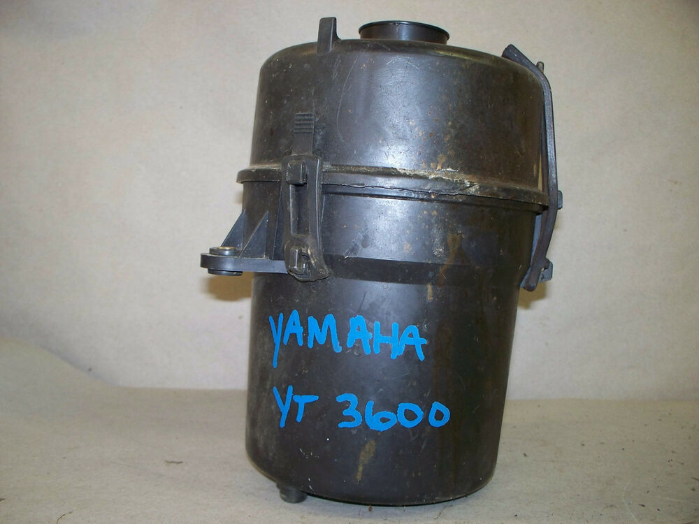 Tractor Air Filter Cleaners : Yamaha yt lawn tractor air filter box assembly
