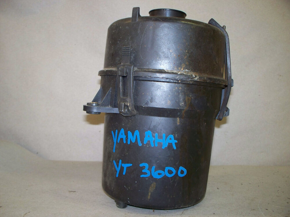 For Garden Tractor Air Filter Number : Yamaha yt lawn tractor air filter box assembly
