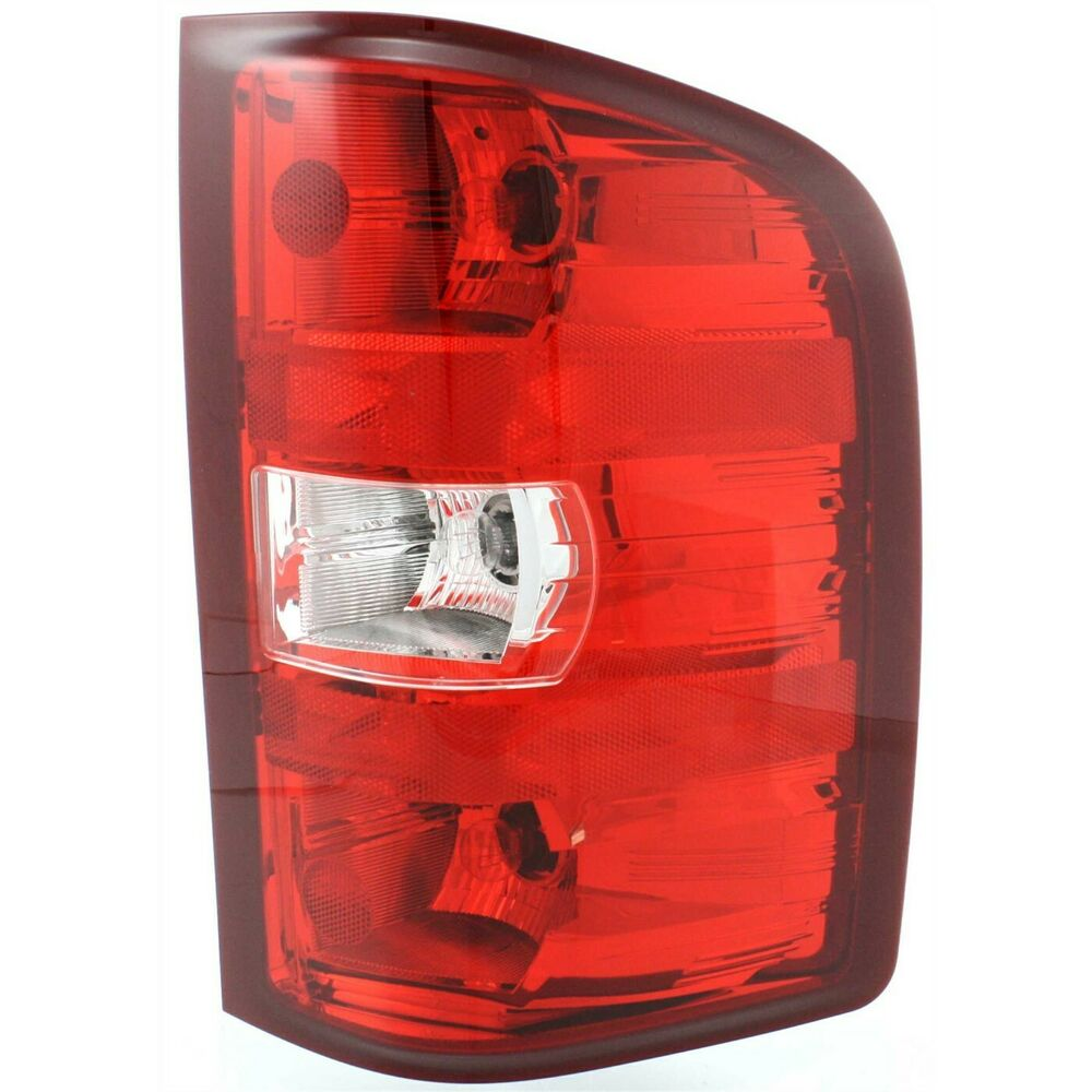 tail light for 2007 2013 chevy silverado 1500 lt rh w. Black Bedroom Furniture Sets. Home Design Ideas
