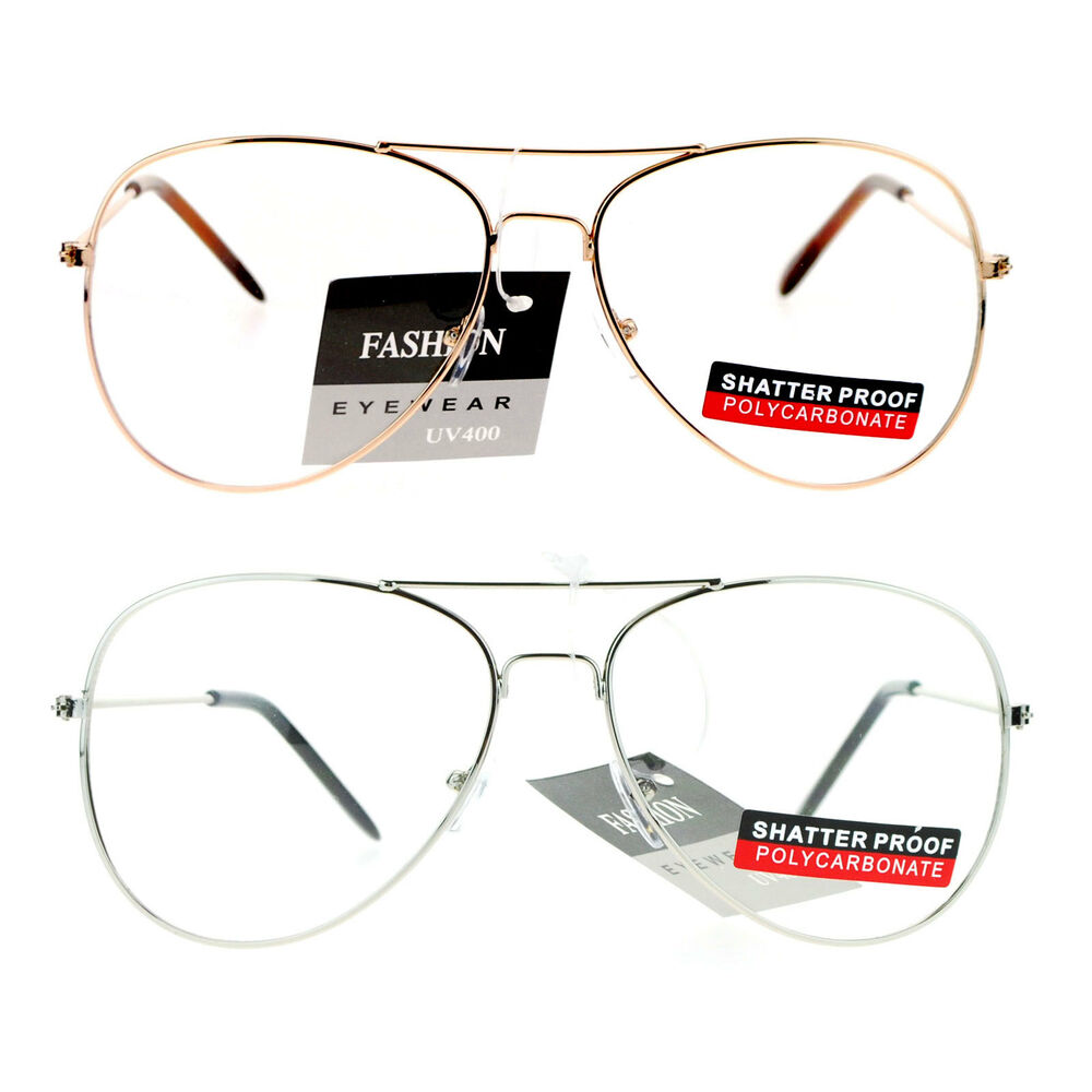 Mens Wire Rim Spectacles Fashion