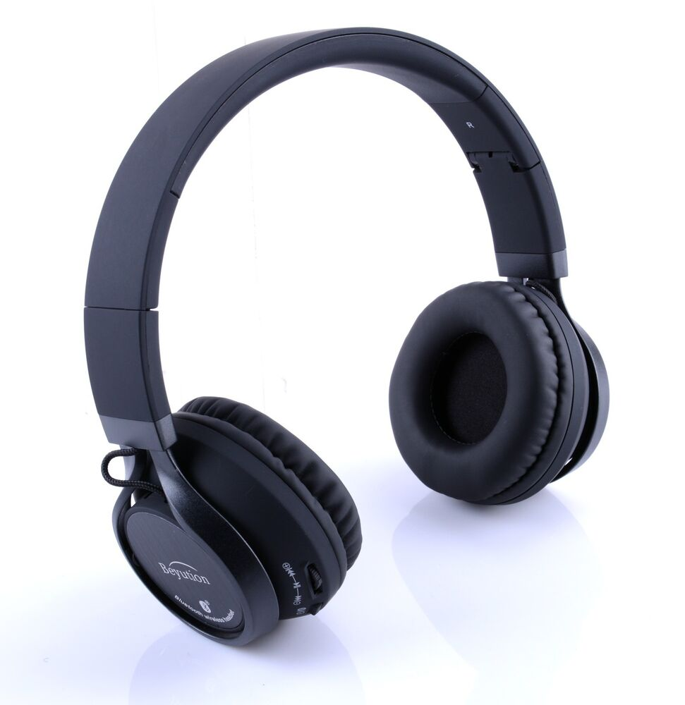 New Headset Wireless Smart Phone Stereo Music For