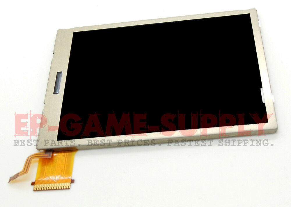 New Bottom Lower Lcd Screen Replacement For Nintendo 3ds