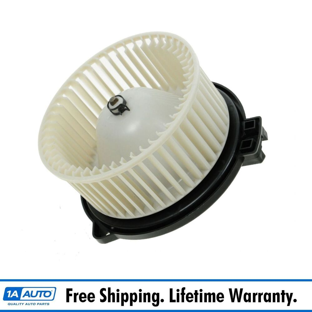 Heater Blower Fan : Heater blower motor w fan cage new for toyota avalon
