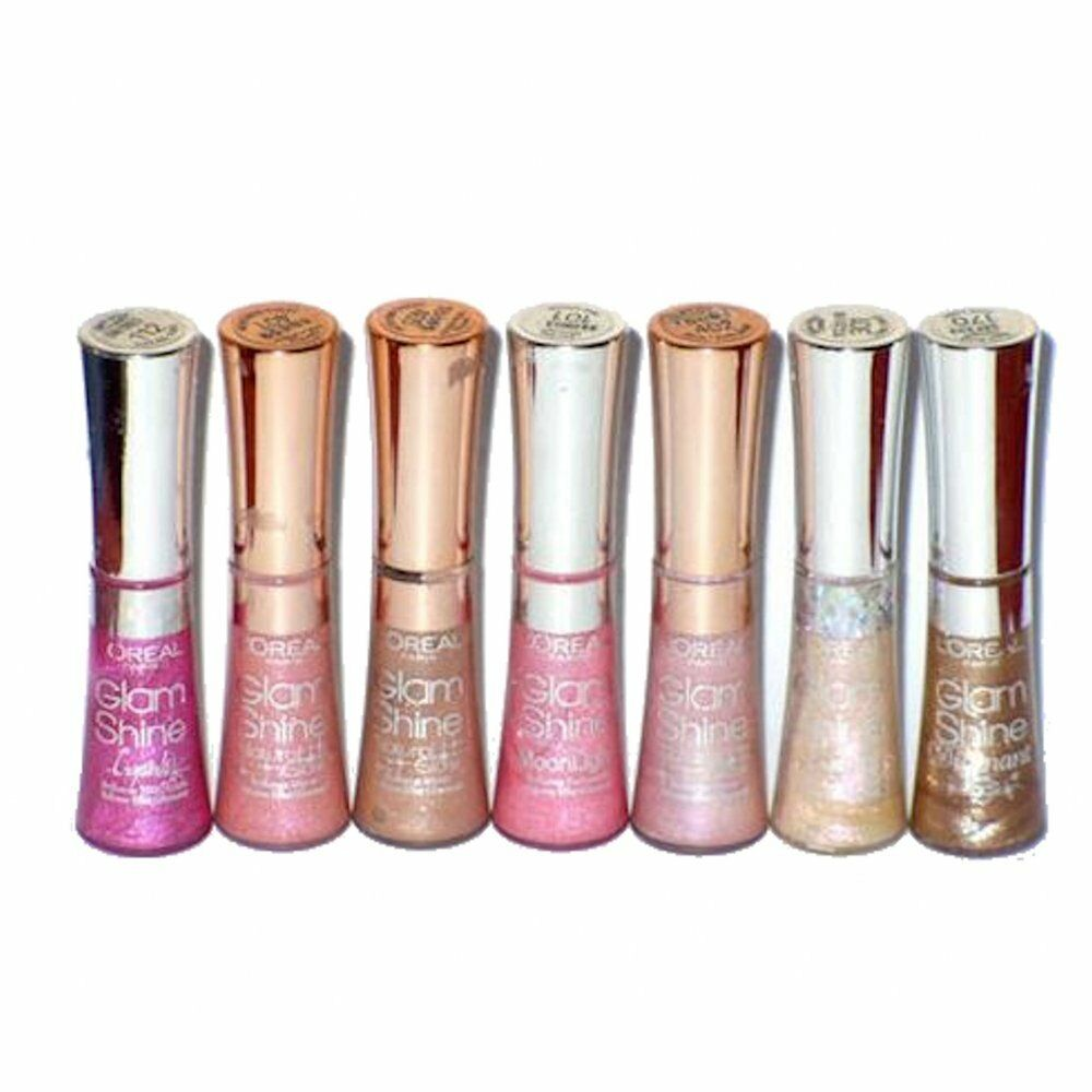 L'oreal Glam Shine Lip Gloss - Choose Your Shade | eBay