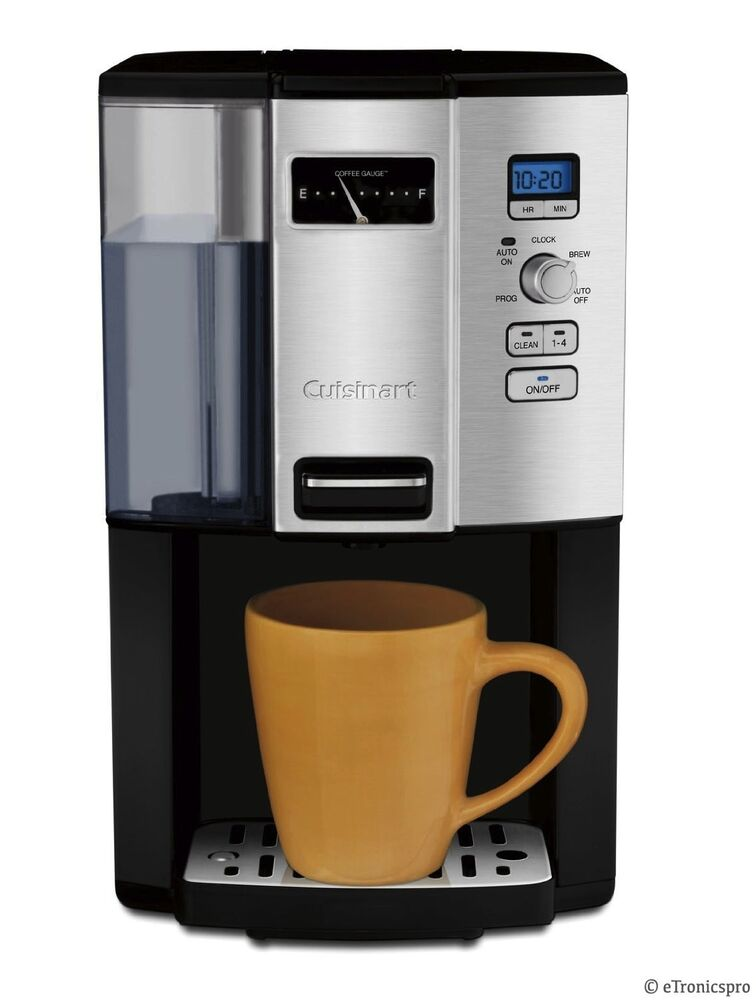 CUISINART DCC-3000 SINGLE SERVE BREWING SYSTEM COFE COFFEE MAKER MACHINE NEW 86279036438 eBay