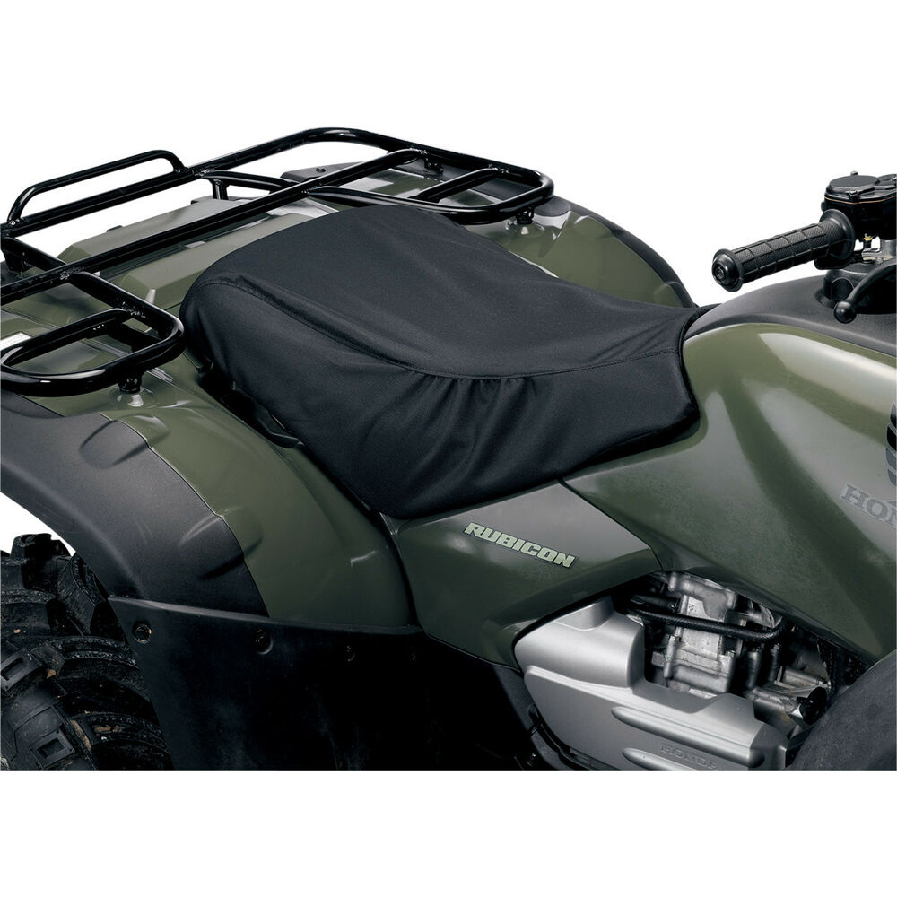 Honda Atv Seat Covers : New  honda trx foreman atv moose black
