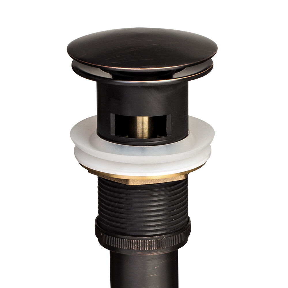 New 1 5 8 Quot Oil Rubbed Bronze Popup Drain With Overflow