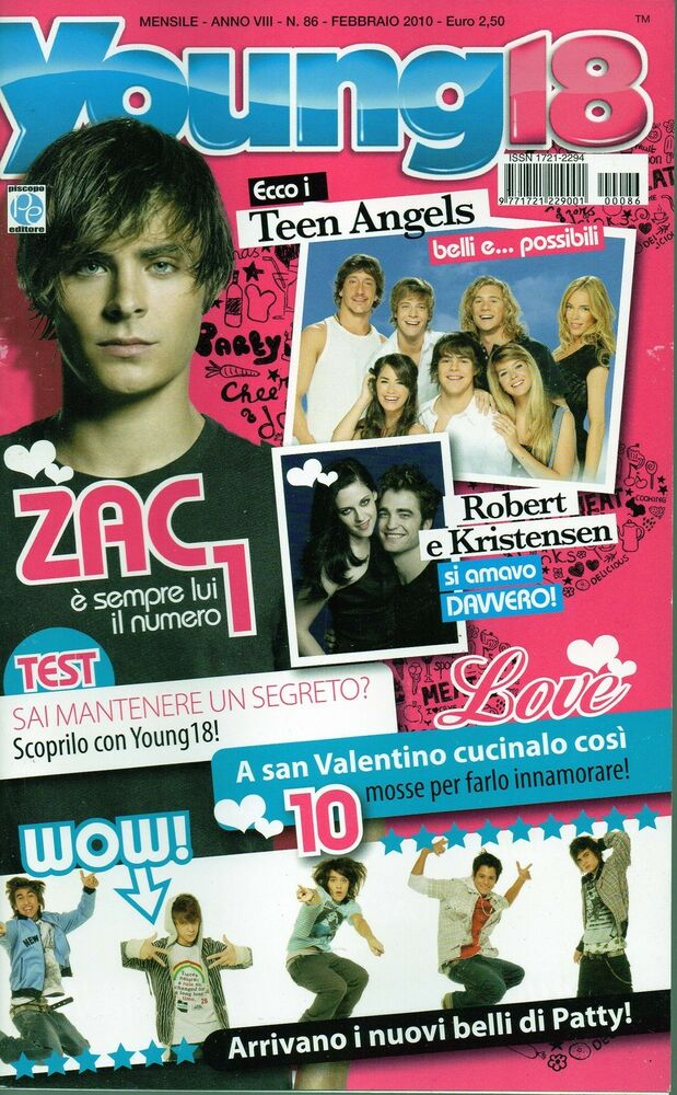 Opinion Young teen angels
