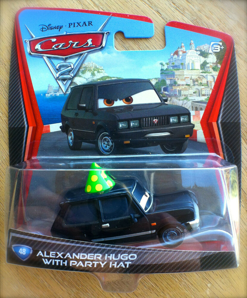 Template For Commercial Invoice Word Disney Pixar Cars  Alexander Hugo With Party Hat  Rare Diecast  Return Without Receipt Target with Car Dealer Invoice Price Disney Pixar Cars  Alexander Hugo With Party Hat  Rare Diecast Kmart  Day   Ebay Find Invoice Excel