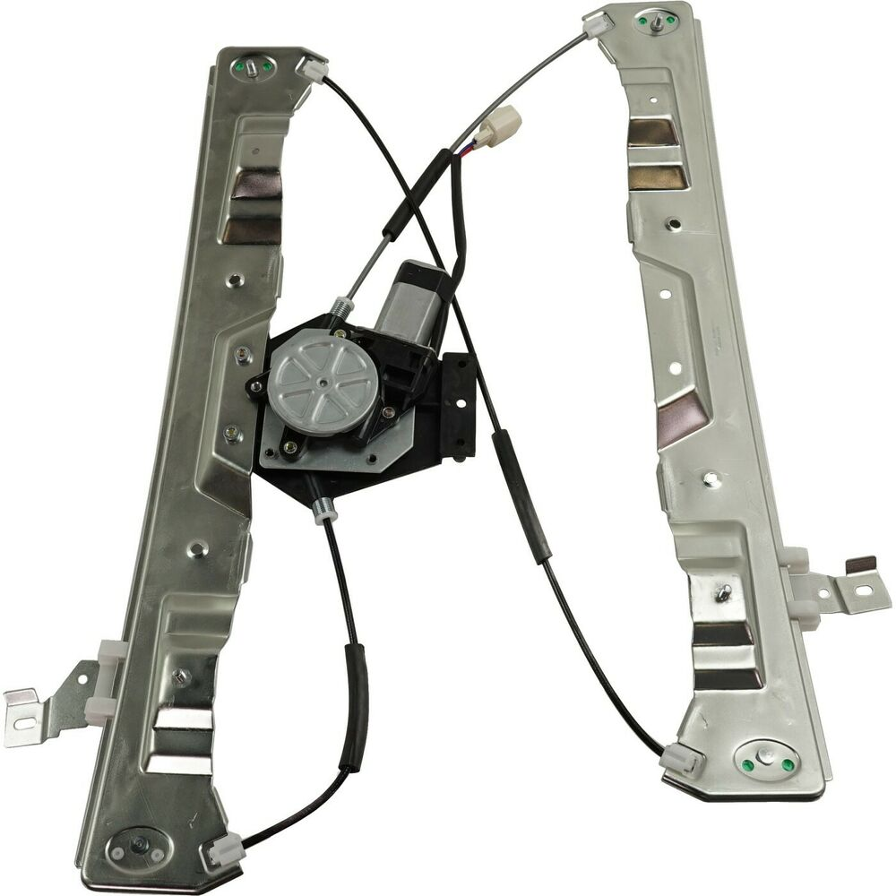 Power window regulator for 2002 2007 ford explorer front for 2002 ford explorer window motor replacement