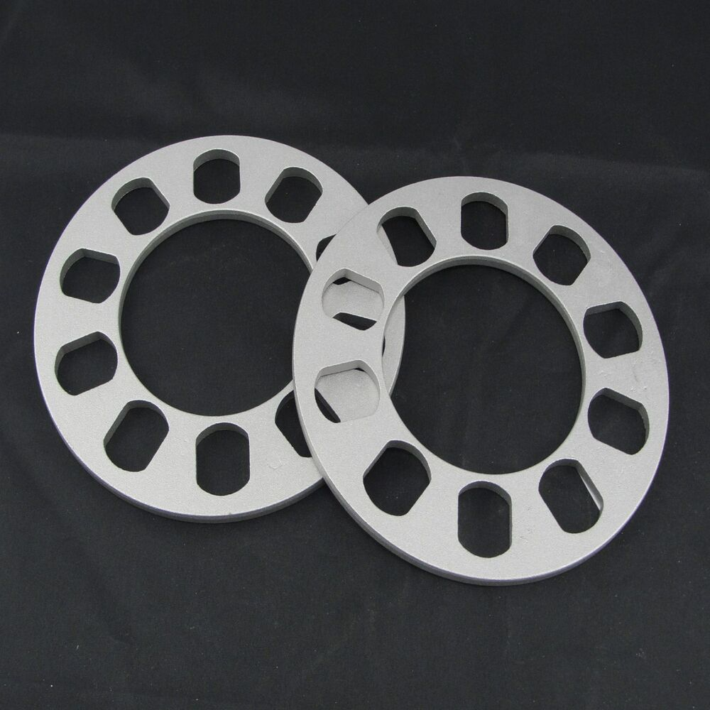 1 Inch Wheel Spacers : Quot inch chevy chrysler dodge toyota flat wheel