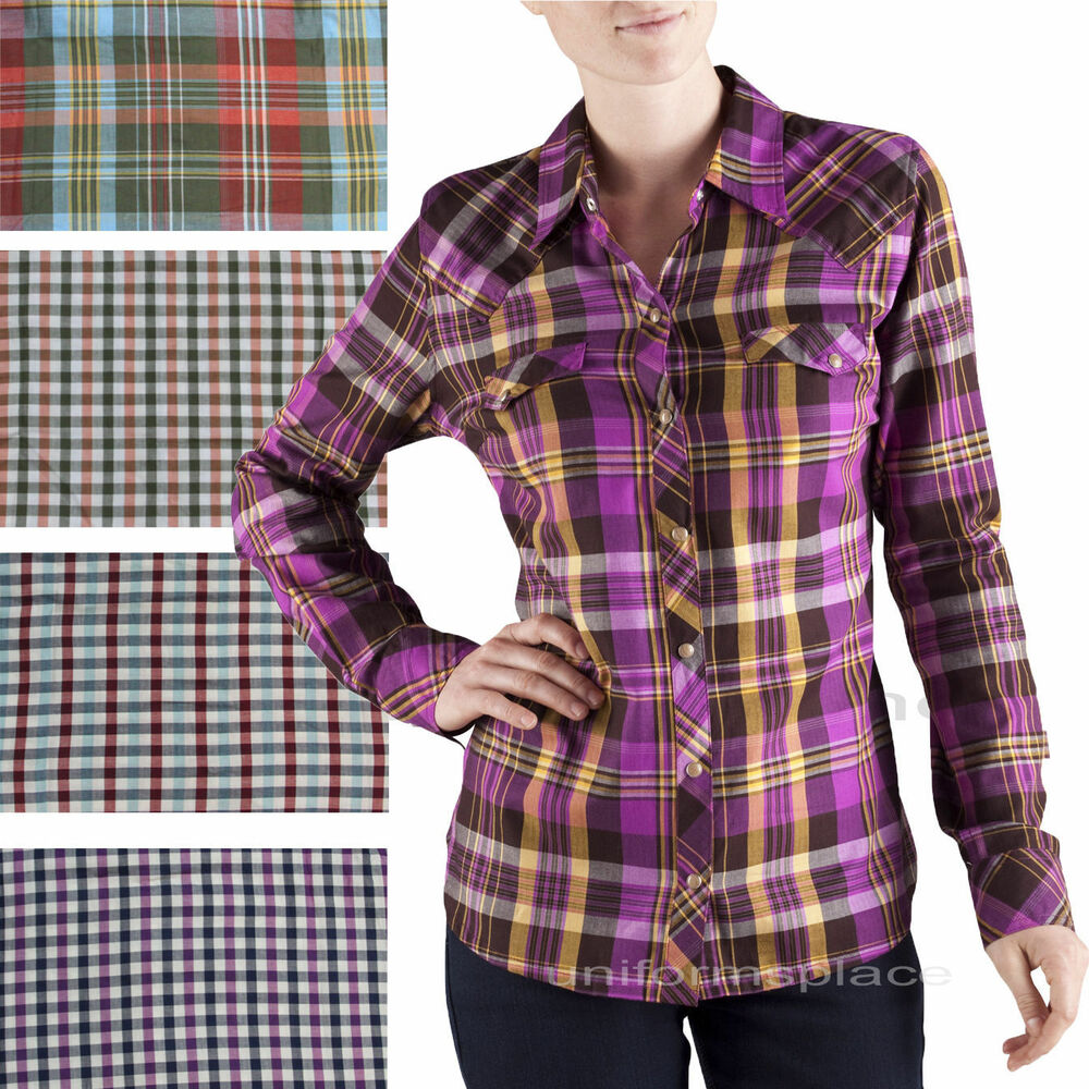 Free shipping BOTH ways on Shirts & Tops, Women, Plaid, from our vast selection of styles. Fast delivery, and 24/7/ real-person service with .