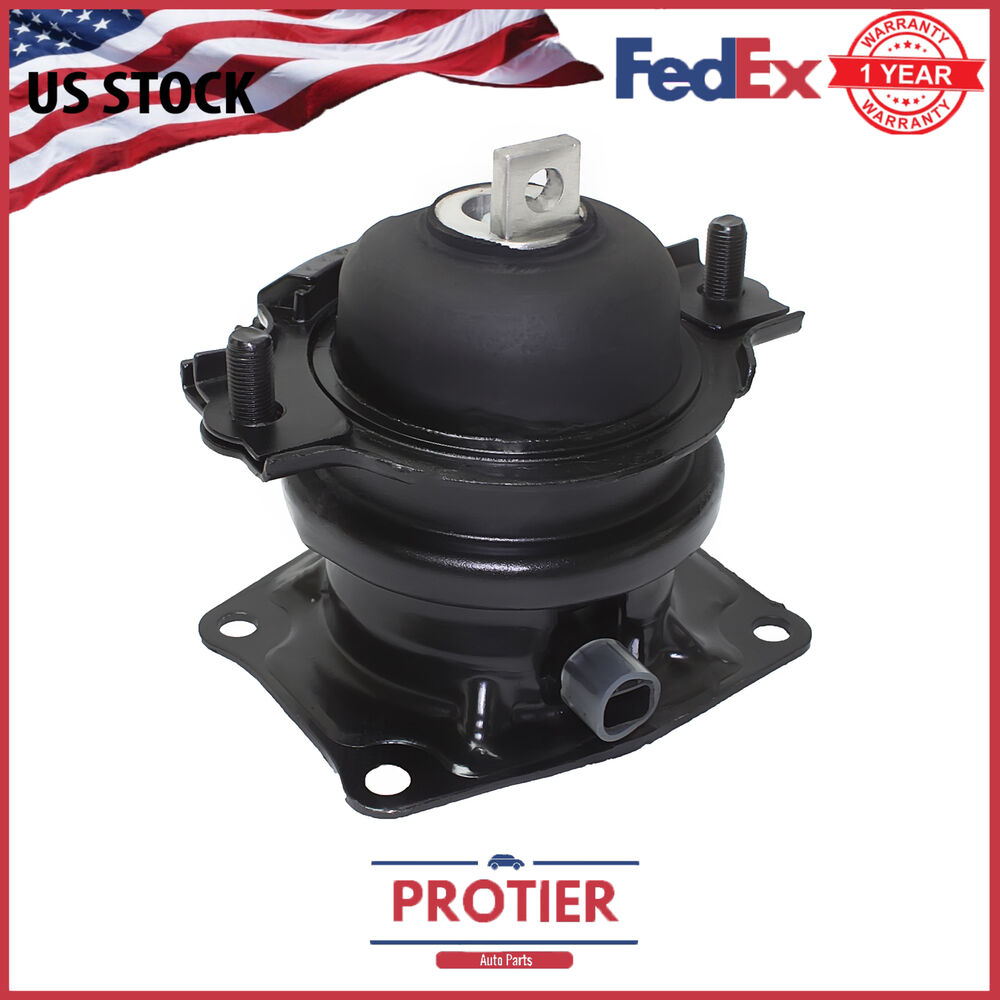 Rear engine mount for honda odyssey pilot 3 5l v6 i vtec with sensor oe quality ebay Honda odyssey rear motor mount