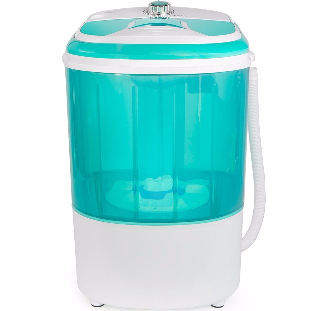 portable mini washing machine can wash 9lb load for r v apartment