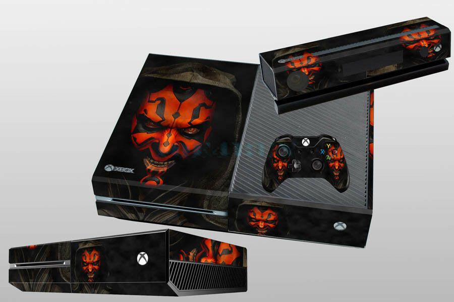 Book Cover Handmade Xbox One : Mystic mask for xbox one console controller skins covers