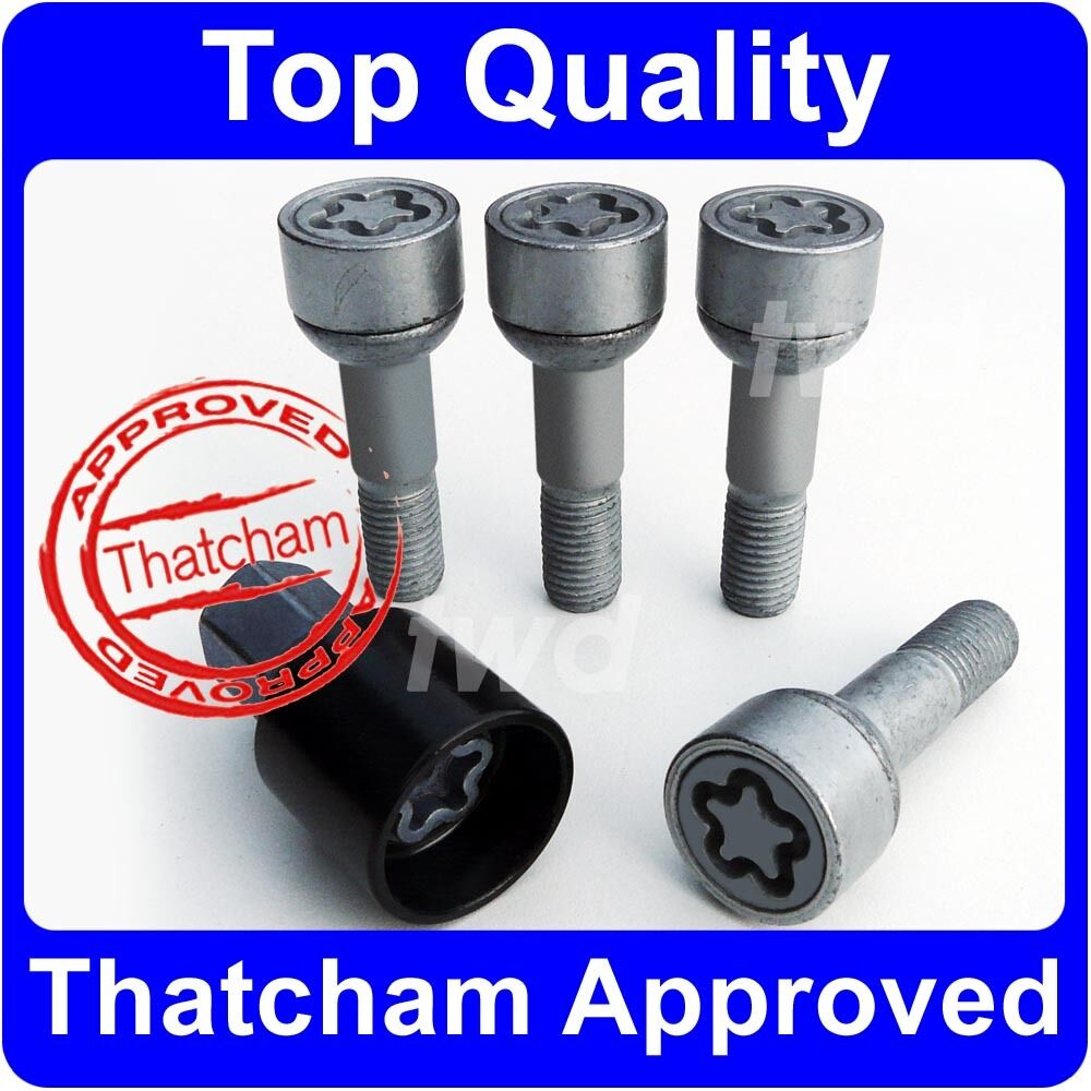Quality alloy wheel locking bolts for mercedes benz s Mercedes benz wheel nuts