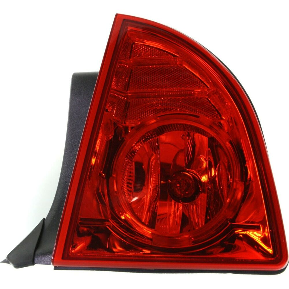 Malibu Lighting Parts >> Tail Light for 2008-2012 Chevrolet Malibu RH Outer Quarter Panel Mounted | eBay