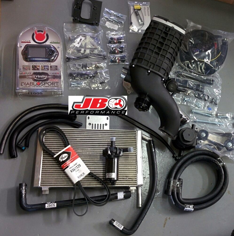 Supercharger Kit For 3 6 Camaro: Cadillac 3.6l Supercharger