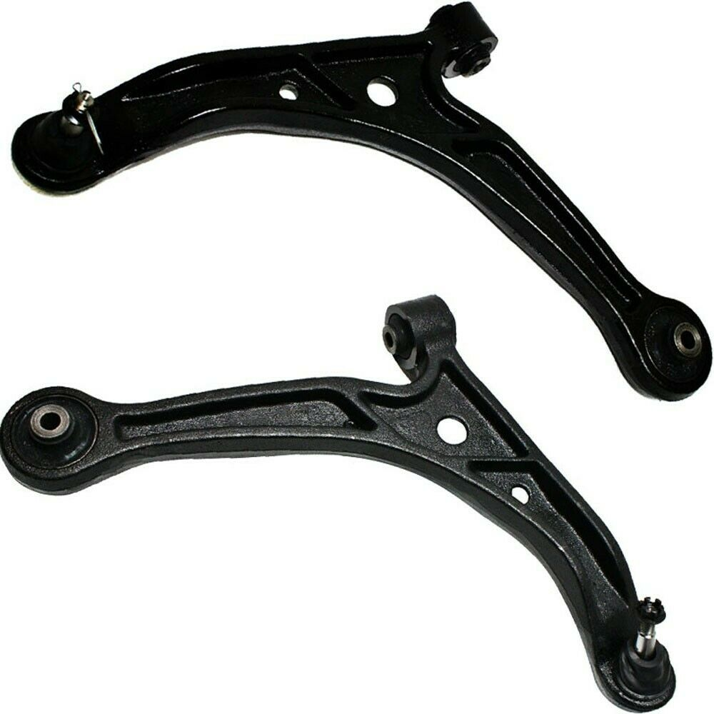Honda Prelude 1999 Control Arm And Ball Joint: Set Of 2 Lower Control Arms With Ball Joints Fits 1999