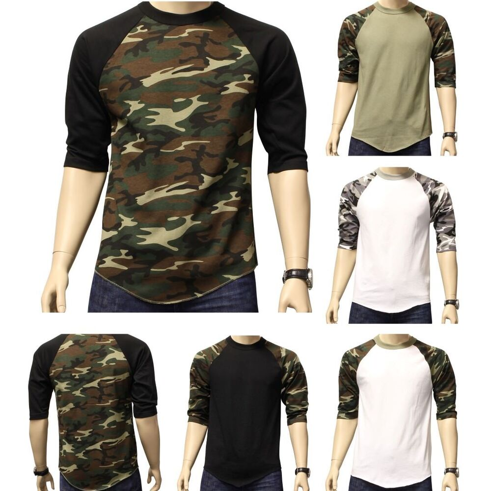 Mens Baseball Tee Shirts