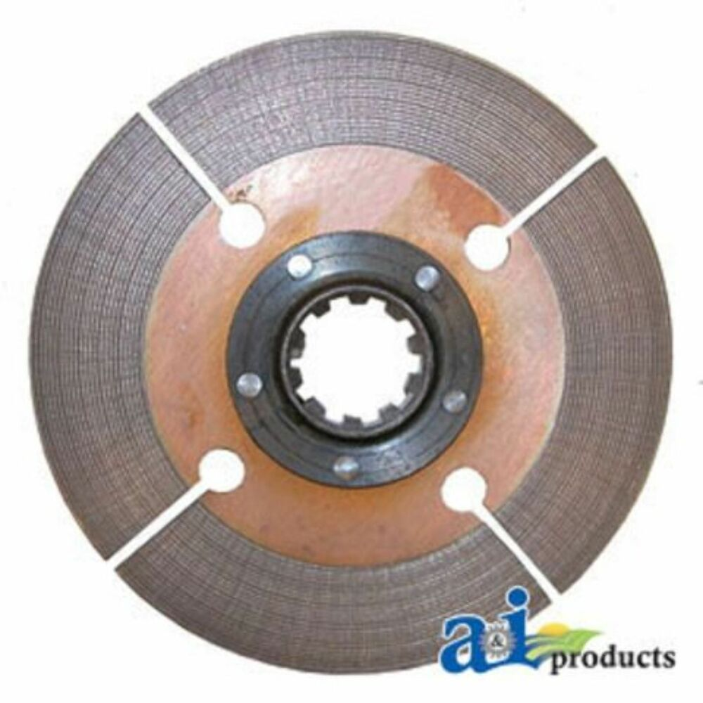 Tractor Rear Disc : Driven disc front rear fits allis chalmers