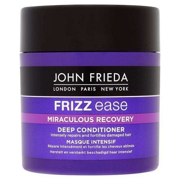 john frieda frizz ease miraculous recovery deep. Black Bedroom Furniture Sets. Home Design Ideas